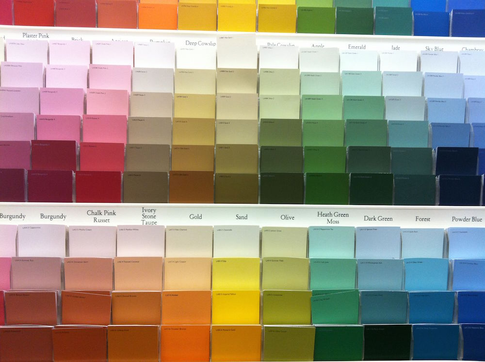 Selecting The Right Shade Of Paint For A Room In Your Home Can Be An  Overwhelming Task With So Many Different Colors To Choose From.